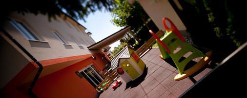 Ahotel酒店 - 卢布尔雅那 - 户外景观