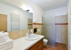 卢布尔雅那奥戴尔酒店 - 卢布尔雅那 - 浴室
