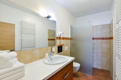 Ahotel酒店 - 卢布尔雅那 - 浴室