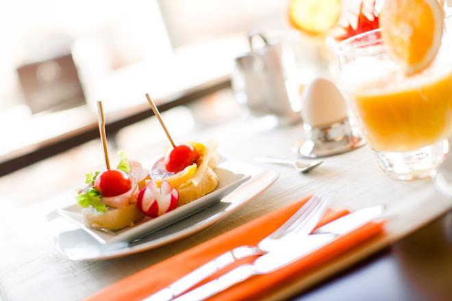 卢布尔雅那奥戴尔酒店 - 卢布尔雅那 - 食物