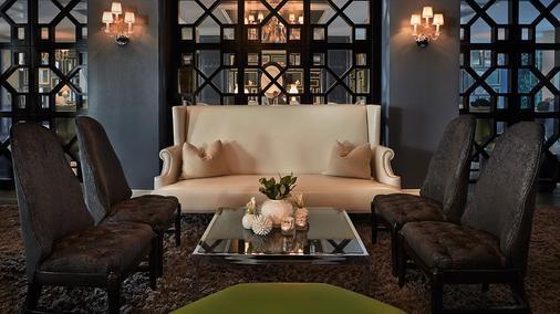 圣莫尼卡总督酒店 - 圣莫尼卡 - 酒吧