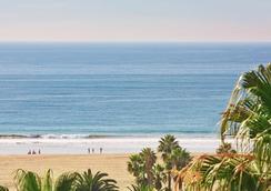 圣莫尼卡总督酒店 - 圣莫尼卡 - 海滩