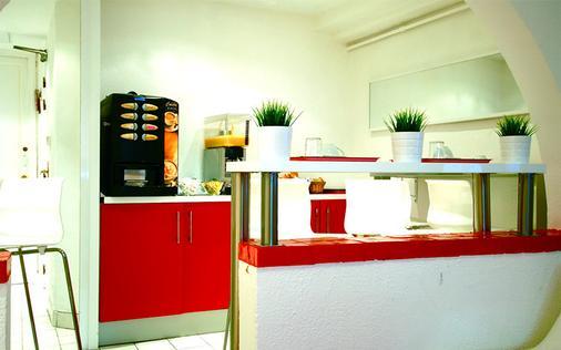尼斯艺术酒店 - 尼斯 - 餐馆