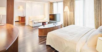 奥地利卢布尔雅那潮流酒店 - 卢布尔雅那 - 睡房