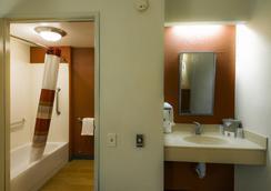 芝加哥乔利埃特红屋顶酒店 - Joliet - 睡房