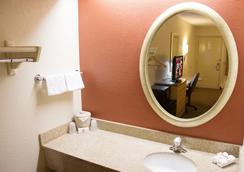 麦迪逊红顶酒店 - 麦迪逊 - 浴室
