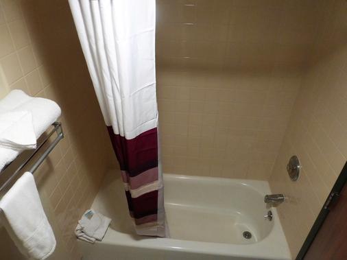 红顶会议中心酒店-威奇托机场 - 威奇托 - 浴室