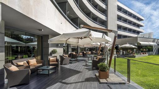 蒙特瑞尔酒店 - 马德里 - 建筑