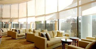 老挝广场酒店 - 万象 - 休息厅