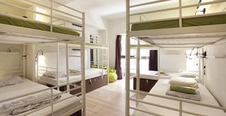 格拉西亚城市旅馆 - 巴塞罗那 - 睡房