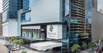 傲途格精选索尔蒂斯水疗酒店及赌场 - 巴拿马城 - 建筑