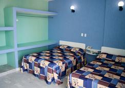 阿卡普尔科达拉多斯酒店 - 阿卡普尔科 - 睡房