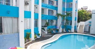 阿卡普尔科达拉多斯酒店 - 阿卡普尔科 - 游泳池