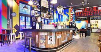 汉斯布林克布吉特酒店 - 阿姆斯特丹 - 酒吧