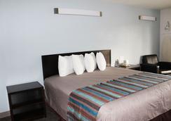好黑夜酒店海洋世界 - 圣地亚哥 - 睡房