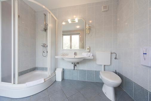 伊夫卡酒店 - 杜布罗夫尼克 - 浴室