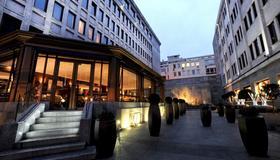 阿莱格罗塔利亚金色宫殿酒店 - 都灵 - 户外景观