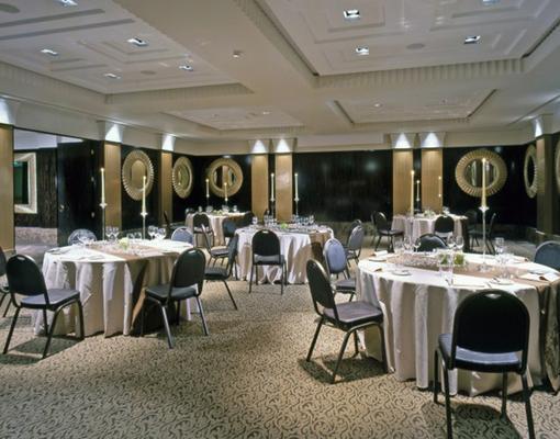 阿莱格罗塔利亚金色宫殿酒店 - 都灵 - 宴会厅