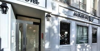 玛莱斯之家酒店 - 巴黎 - 建筑