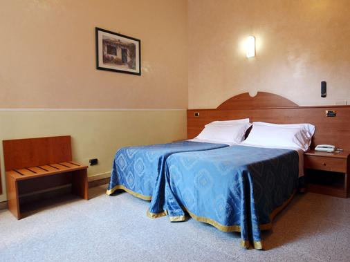 罗马波罗的海酒店 - 罗马 - 睡房