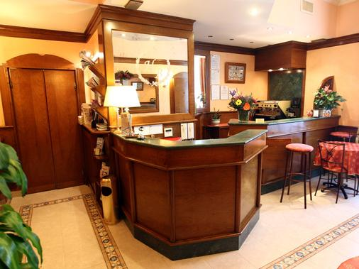 罗马波罗的海酒店 - 罗马 - 柜台