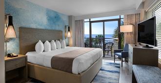 布瑞克度假村酒店 - 默特尔比奇 - 睡房