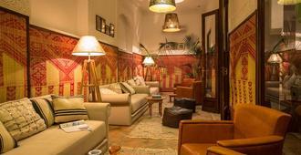 Riad Kasbah - 马拉喀什 - 休息厅