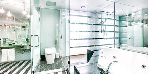 首尔故宫精品酒店 - 首尔 - 浴室