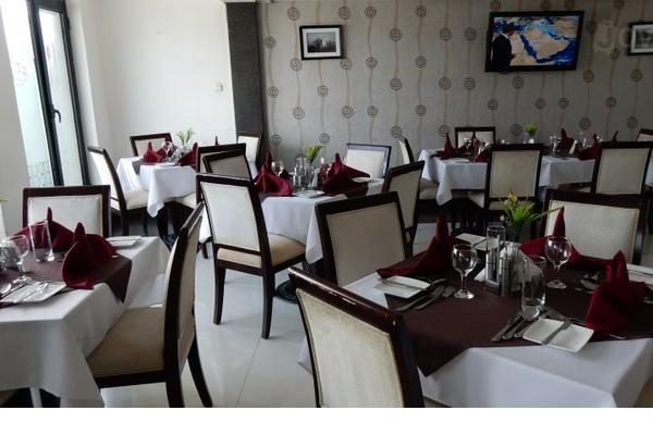 埃德娜亚迪斯酒店 - 亚的斯亚贝巴 - 餐厅