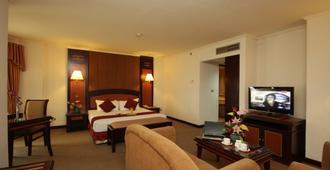 凱薩飯店 - 雅加达 - 睡房