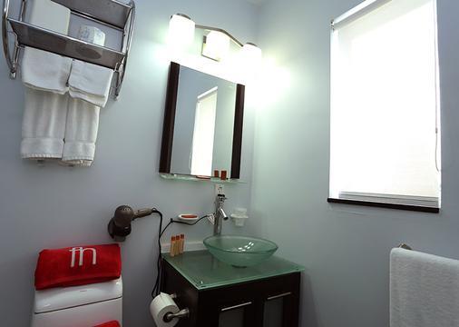 Fbh时尚精品酒店 - 迈阿密海滩 - 浴室