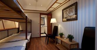 M/S 莫妮卡酒店 - 斯德哥尔摩 - 睡房