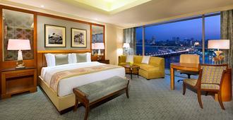 开罗尼罗河丽思卡尔顿酒店集团 - 开罗 - 睡房