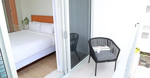 梅里迪安城市酒店 - 迈阿密海滩 - 阳台