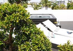 梅里迪安城市酒店 - 迈阿密海滩 - 露天屋顶