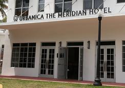 梅里迪安城市酒店 - 迈阿密海滩 - 建筑