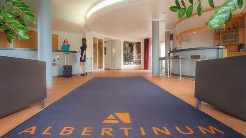 阿尔贝提努酒店 - 埃朗根 - 大厅