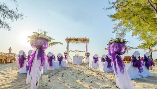 麦考叻克海滩Spa度假酒店 - 拷叻 - 海滩