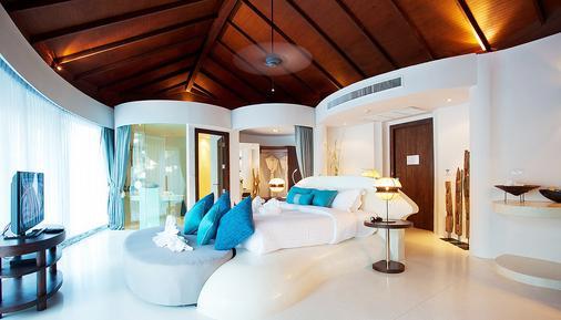 麦考叻克海滩Spa度假酒店 - 拷叻 - 睡房