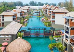 麦考叻克海滩Spa度假酒店 - 拷叻 - 游泳池