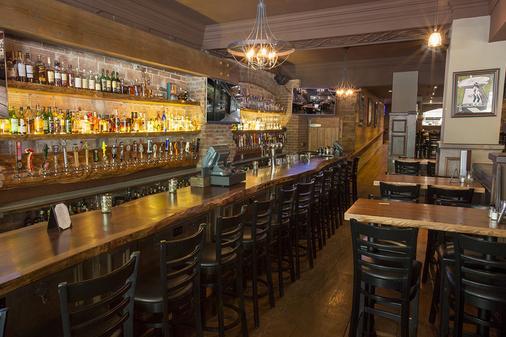 太平洋行政酒店 - 西雅图 - 酒吧
