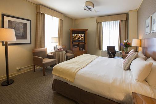 太平洋行政酒店 - 西雅图 - 睡房