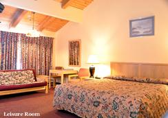 蝴蝶格罗夫旅馆 - 太平洋丛林 - 睡房