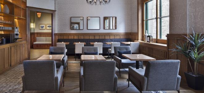乐圣皮埃尔酒店 - 魁北克市 - 餐馆
