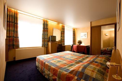 太平洋酒店 - 奥斯坦德 - 睡房