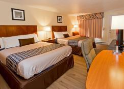 里维埃拉旅馆 - 安吉利斯港 - 睡房