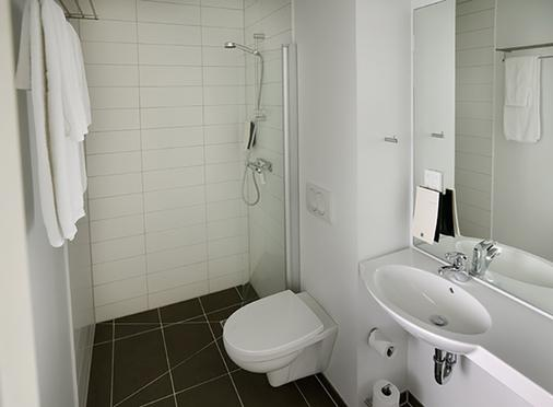 中央广场酒店 - 雷克雅未克 - 浴室