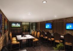 南海滩骑士酒店 - 迈阿密海滩 - 餐馆
