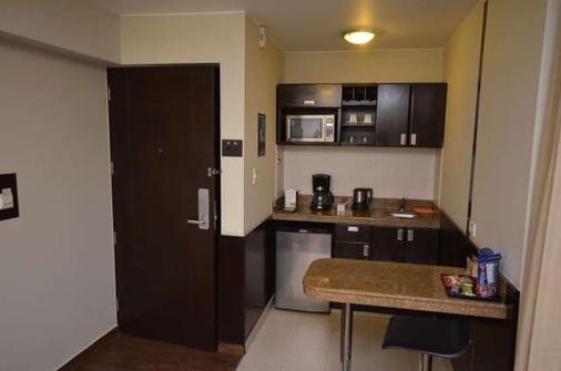 利马优质酒店 - Lima - 厨房