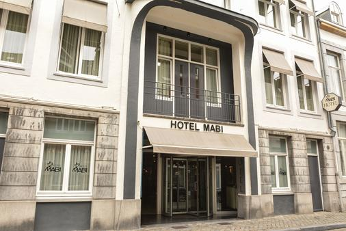 马碧城市中心酒店 - 马斯特里赫特 - 户外景观